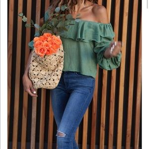 Green OTS TOP FROM STORETS